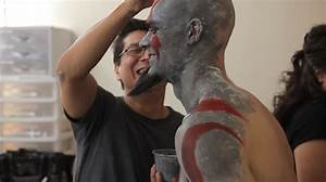 Kratos God of War Ascension Cosplay