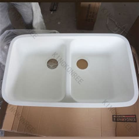 corian kitchen sinks undermount china acrylic solid surface kitchen undermount sink kkr 5811