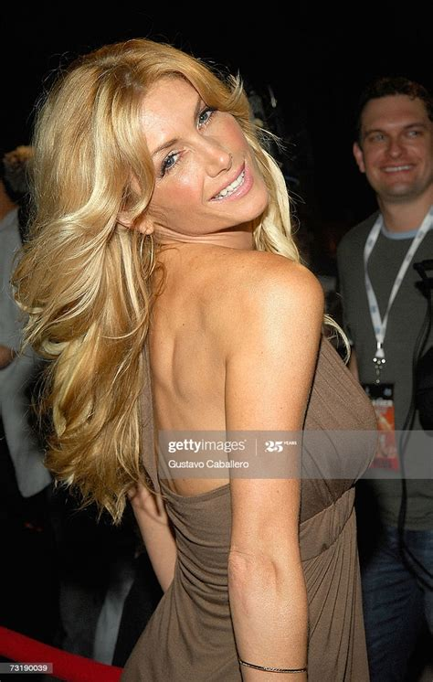 Actress Brande Roderick Arrives To Leather And Laces Pre
