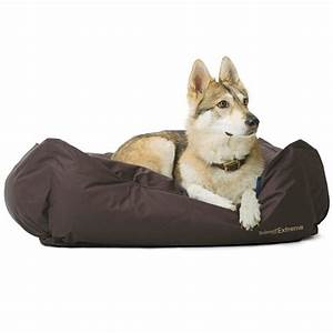 ancol timberwolf extreme waterproof domino bed huggle pets With extreme dog beds