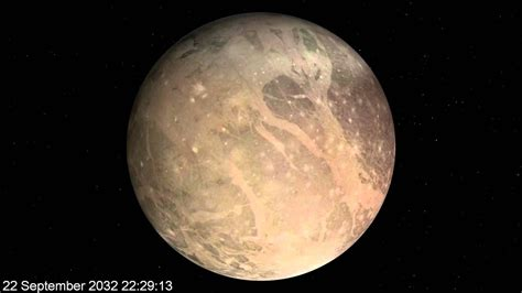 juice spacecraft   orbit  ganymede