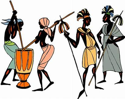 African Ethic Collage Tribal Tribe Pixabay