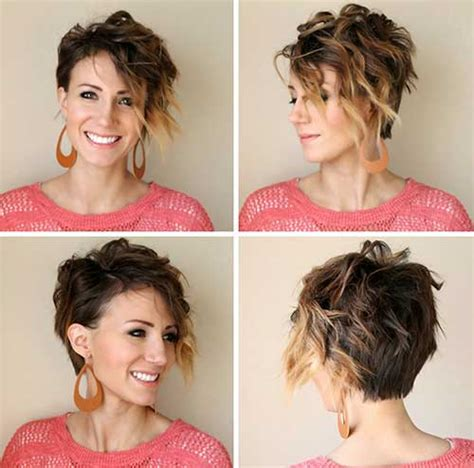 short pixie haircuts  women   short