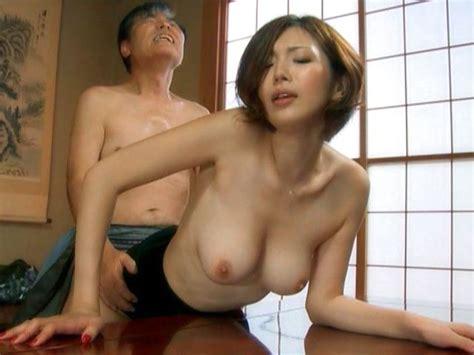 Mai Hanano Japanese Milf Fucks Old Man Japanese Milf Porn
