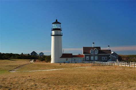Slideshow 371-07: Highland (Cape Cod) Lighthouse and a ...