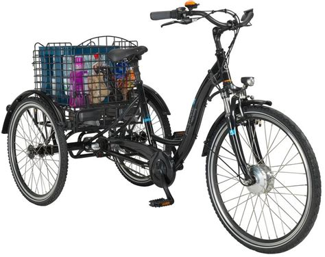 26 zoll e bike prophete e bike dreirad 187 navigator 3r 171 26 zoll 3 frontmotor 374 wh kaufen otto