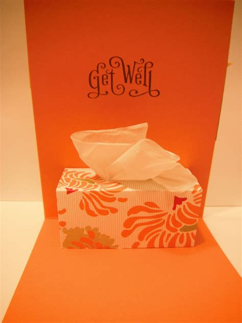 get well soon pop up card template card tutorial for tissue box pop up get well i think