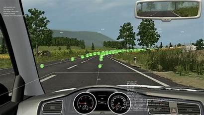 Driving Virtual Drive Lessons Simulator Learn Through