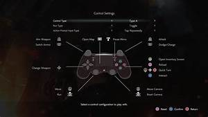 Resident Evil 3 Controls Guide