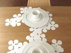 Sets De Table Originaux : dr les de sets de table elle d coration ~ Voncanada.com Idées de Décoration