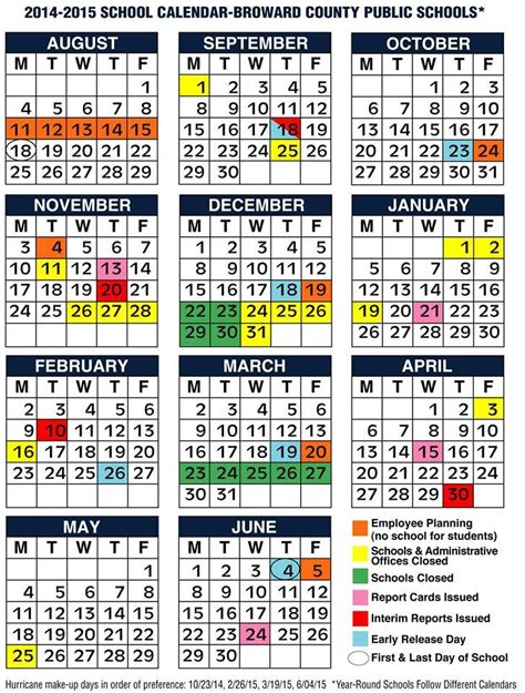 broward county schools calendar broward schools broward