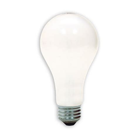 ge soft white 10429 150 watt 2680 lumen a21 light bulb