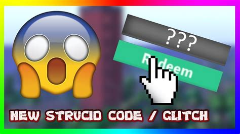 strucid codes april  roblox youtube
