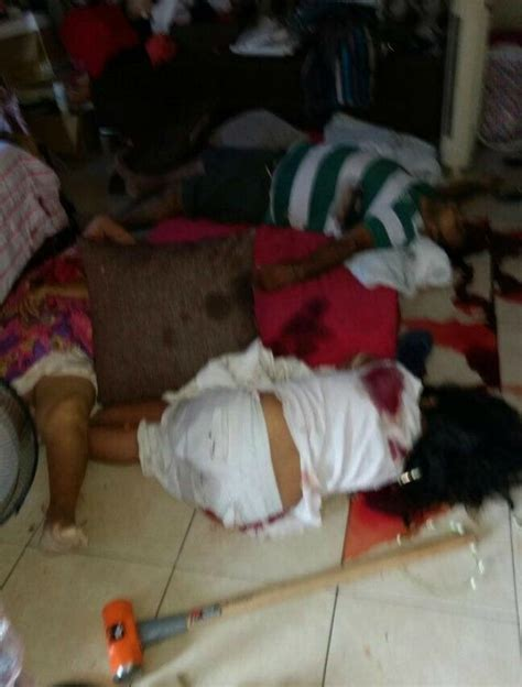 Graphic Los Zetas Cartel Kill Us Woman And 2 Daughters