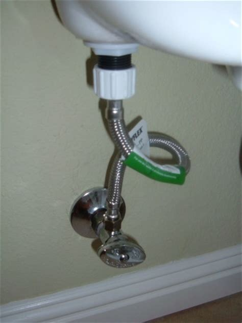 How to Replace Water Supply Line   PlumbersStock Blog