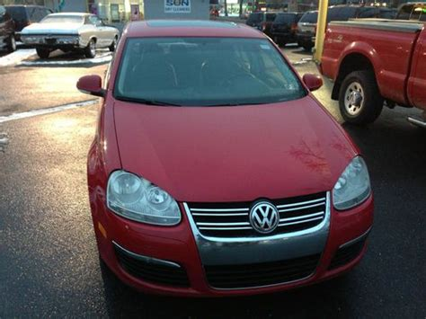 Find Used 2006 Volkswagen Jetta Tdi Sedan 4-door 1.9l In