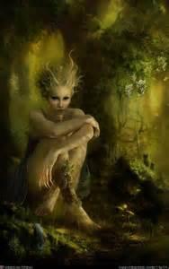 nature spirit   Devic Realm Artwork   Pinterest   Anklet ...
