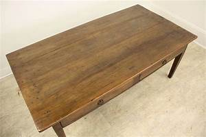 antique french two drawer cherry coffee table for sale at With cherry wood coffee table with drawers