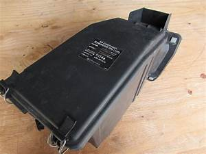 Mercedes R171 Fuse Box Cover Lid And Instrument Housing