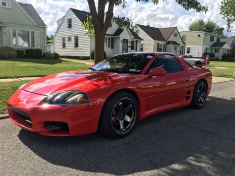 1999 3000gt Vr4 For Sale by 1999 Mitsubishi 3000gt Vr4 92 For Sale Mitsubishi