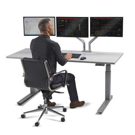 adjustable sit stand desk adjustable stand up desk with