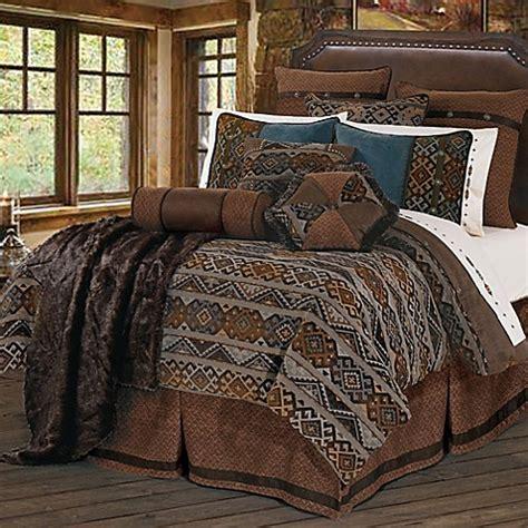 hiend accents rio grande duvet cover set bed bath