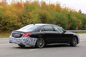 Mercedes S63 Amg : 2018 mercedes amg s63 4matic lang spied with full roll ~ Melissatoandfro.com Idées de Décoration