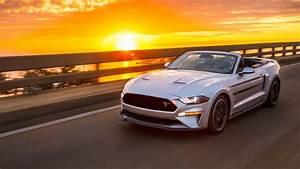 2019 Ford Mustang GT Convertible California 4K 2 Wallpaper   HD Car Wallpapers   ID #9988