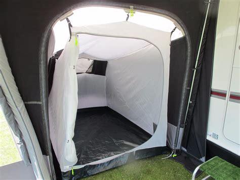 chambre auvent auvent gonflable kampa air 350 pour caravane avec
