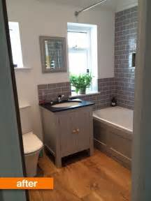 Small Grey Bathroom Tile Ideas