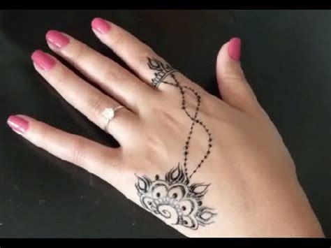 taalmy nksh alord khfyf  jmyl lfsl alsyf henna tutorial