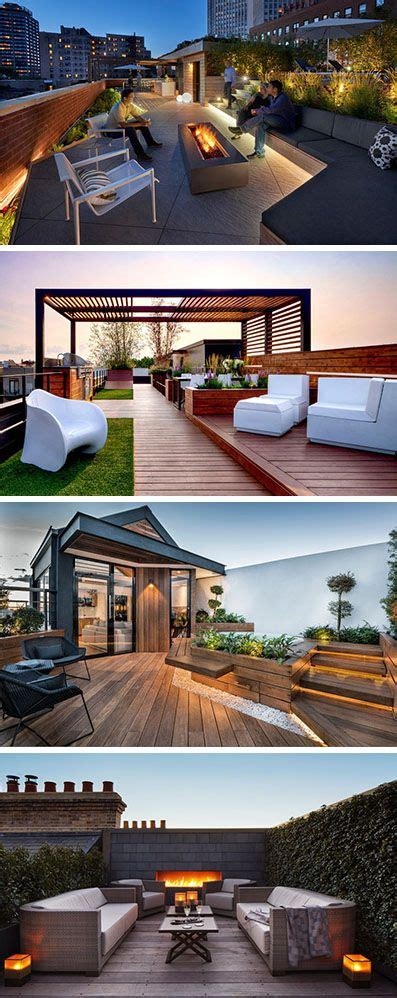 25+ Best Ideas About Rooftop Deck On Pinterest Rooftop