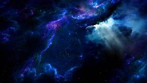 Blue Galaxy Stars Wallpaper (page 2) - Pics about space
