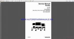Volvo Trucks Fm9 Fm12 Fh12 Fh16 Nh12 Version2 Wiring Diagram Service Manual Eng18353