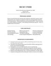 scheduler resume exles wedding coordinator resume