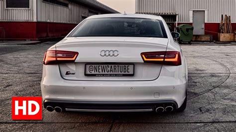 2017 Audi S6 0 60 by 2017 Audi S6 Quattro In Depth Walkaround Startup