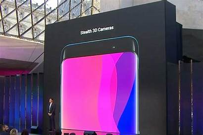 Oppo Camera Pop Selfie Screen Android Phone