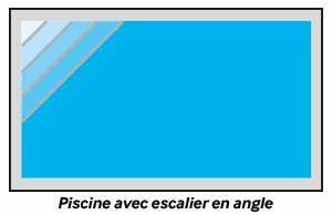 Piscine En Kit Polystyrène : kit piscine polystyr ne 6 00 x 3 00 m escalier d 39 angle ~ Premium-room.com Idées de Décoration