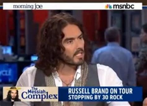russell brand msnbc silver coated meds ear infection david steinman america