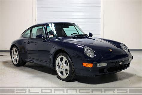 navy blue porsche 1997 porsche 993 c2s navy blue 12 383 sloan cars