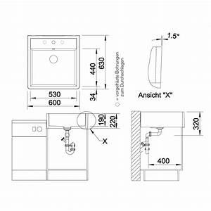 Blanco Küchenarmatur Montageanleitung : blanco panor 60 keramik einbausp le kristallwei 514486 ~ Watch28wear.com Haus und Dekorationen