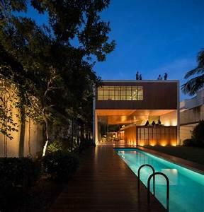 Eclairage Moderne : quel clairage pour terrasse en bois ext rieur moderne ~ Farleysfitness.com Idées de Décoration