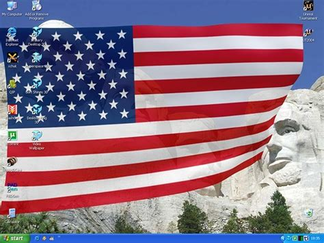 Animated American Flag Wallpaper - active desktop wallpaper american flag