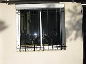 Grille De Protection Fenêtre : grille de protection fenetres sausset les pins m tal concept ~ Dailycaller-alerts.com Idées de Décoration