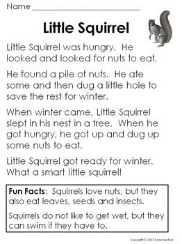 reading comprehension passages  questions  guided