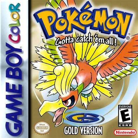 Play Pokemon Gold Version Nintendo Game Boy Color Online
