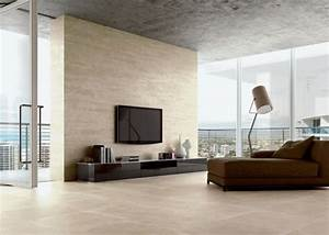 Fliesen Wohnbereich Modern : fliesen in sandsteinoptik 22 ideen f r den innenbereich ~ Sanjose-hotels-ca.com Haus und Dekorationen