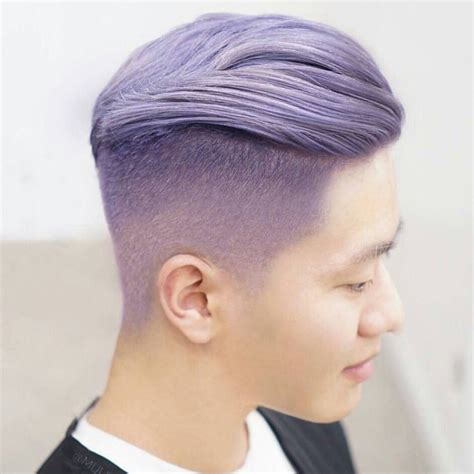 How To Pastel Purple Male Edition The Male Gene