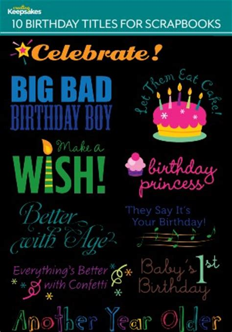 first birthday scrapbook quotes
