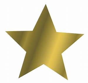 Gold Star Images - ClipArt Best